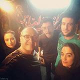 عکس های بازیگران ایرانی با همسر و خانواده